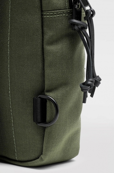 MAISON MARGIELA Green Cross Body Backpack  4