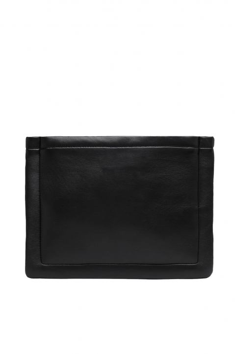 MAISON MARGIELA Outline Leather Pouch 1