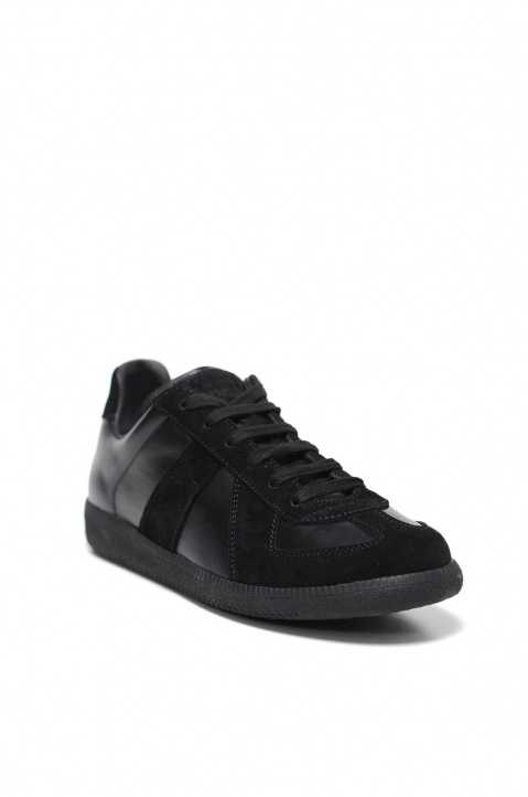 MAISON MARGIELA Replica Triple Black Sneakers 1