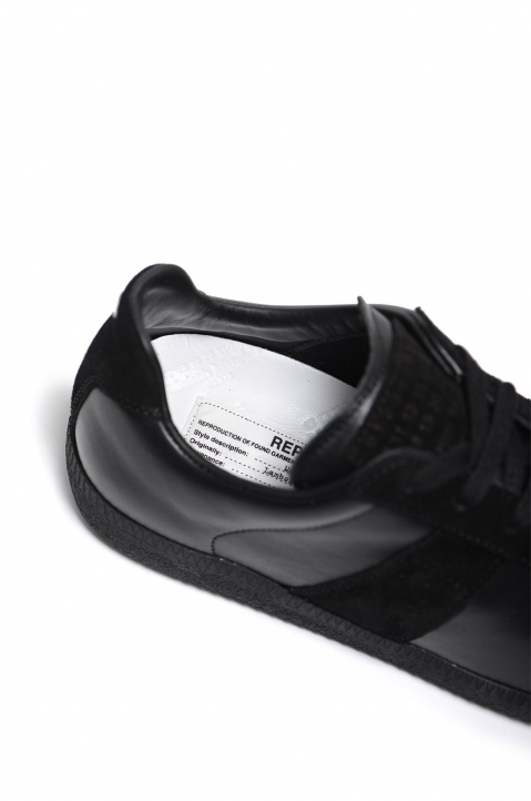 MAISON MARGIELA Replica Triple Black Sneakers 2