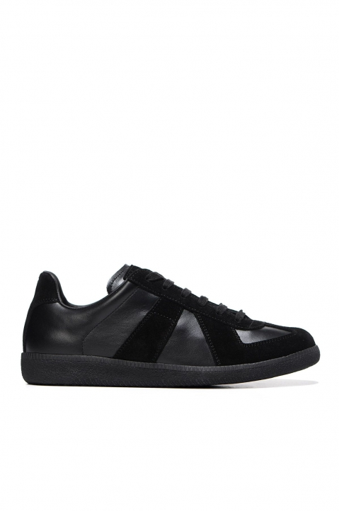 MAISON MARGIELA Replica Triple Black Sneakers 0