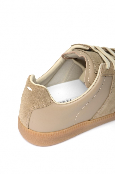 MAISON MARGIELA Replica Tan Sneakers 2