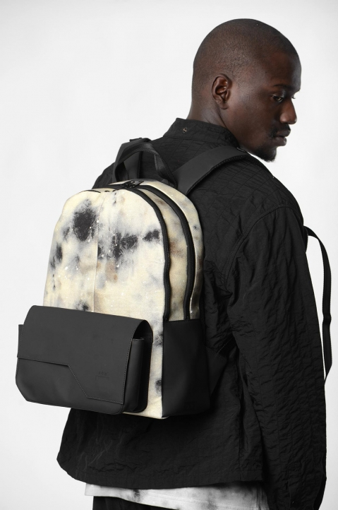 ACW* X DIESEL Stain Backpack 1