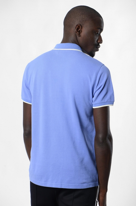 KENZO Blue Tiger K Fit Polo-Shirt 2