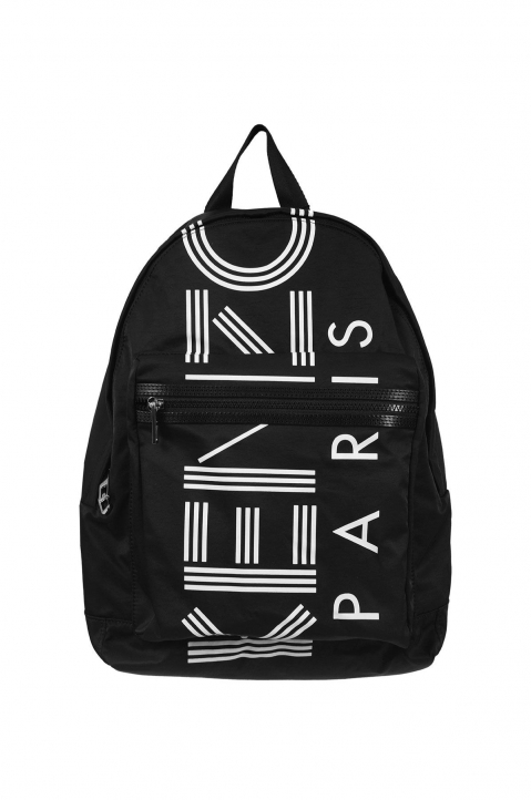 KENZO Sports Black Backpack 0
