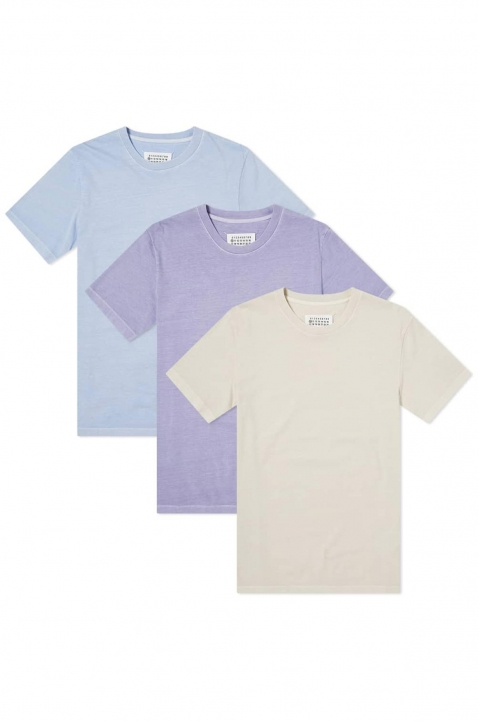 MAISON MARGIELA Tri-Pack Cool Tees 2