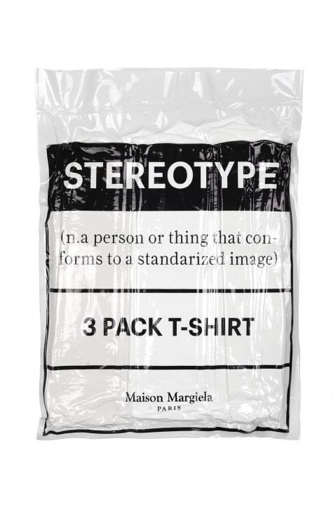 MAISON MARGIELA Tri-Pack Cool Tees 1