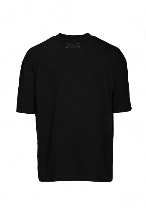 MAISON MARGIELA Box Black Tee 1