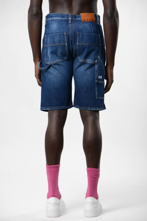 MSGM Denim Shorts 2
