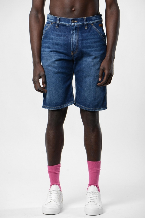 MSGM Denim Shorts 1