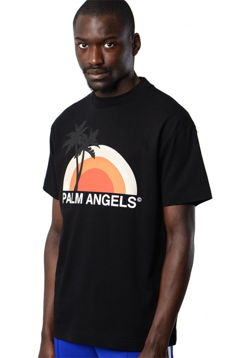 PALM ANGELS Black Sunset See  0