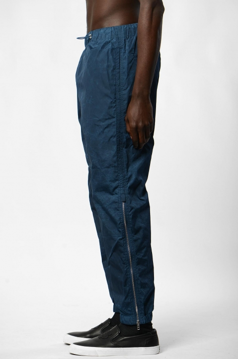 KENZO Blue Patched Jogger Pant 3