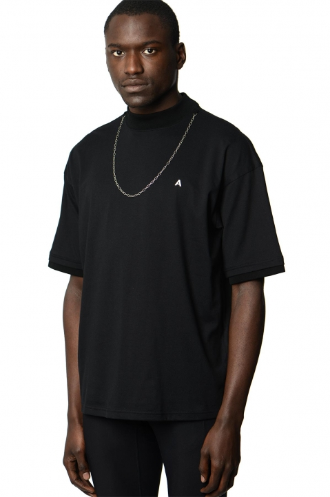 AMBUSH Black Chain Tee 0