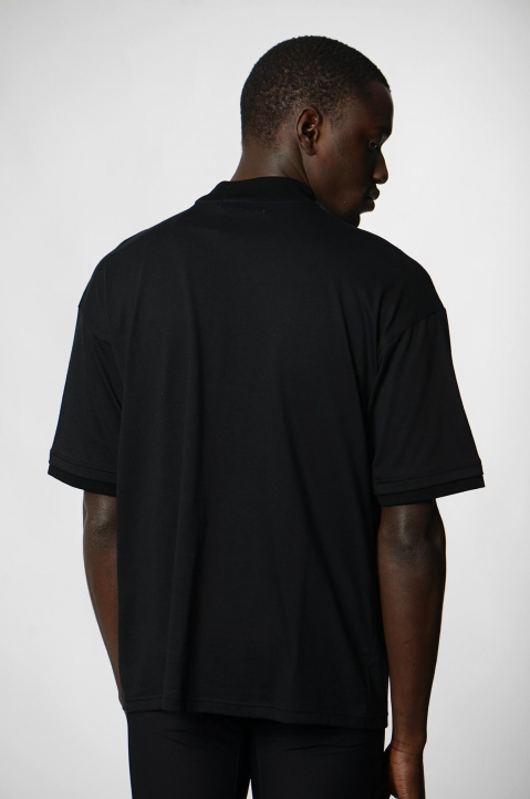 AMBUSH Black Chain Tee 2