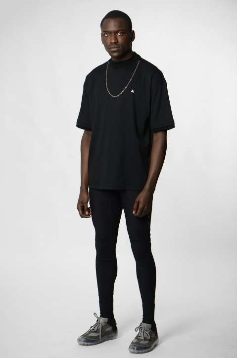 AMBUSH Black Chain Tee 3