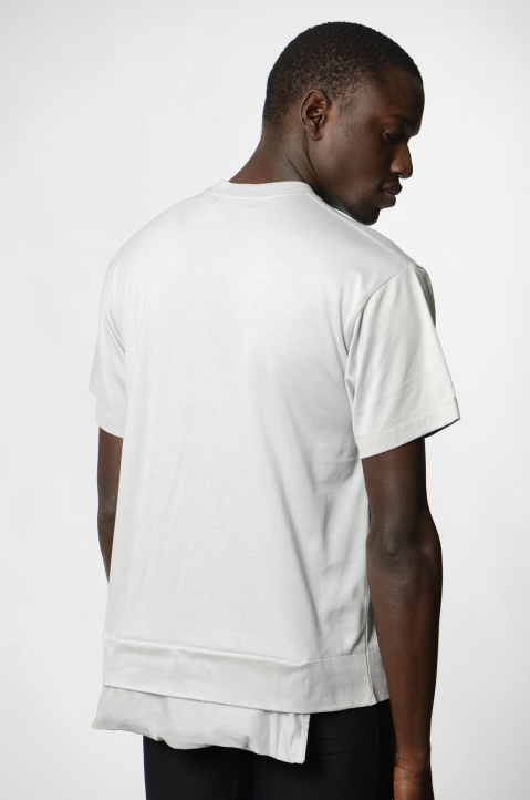 AMBUSH Grey Waist Pocket Tee 2