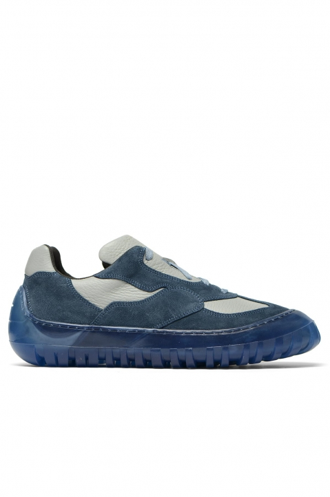 A-COLD-WALL* Blue Low Top Sneakers 0