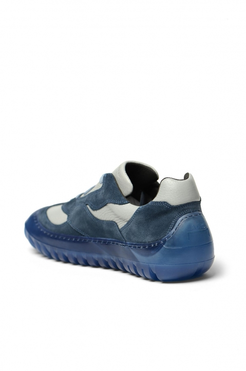 A-COLD-WALL* Blue Low Top Sneakers 2