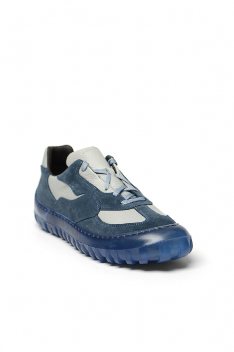 A-COLD-WALL* Blue Low Top Sneakers 1