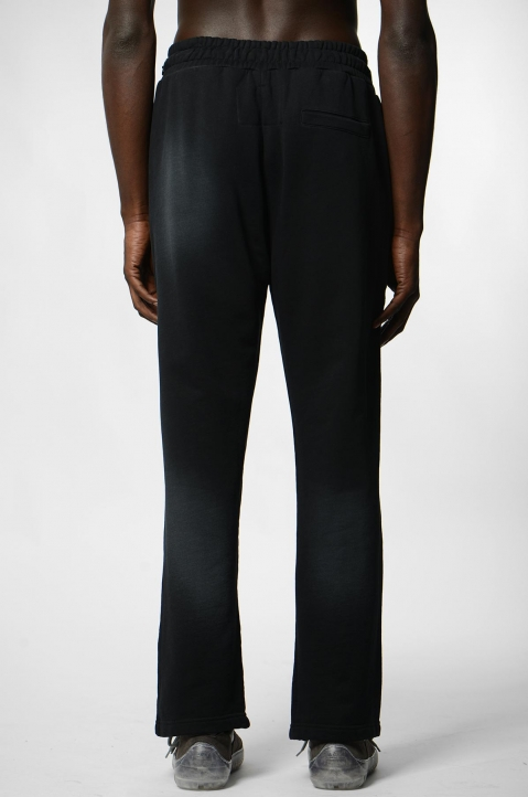 A-COLD-WALL* Black Pleated Sweatpants 2