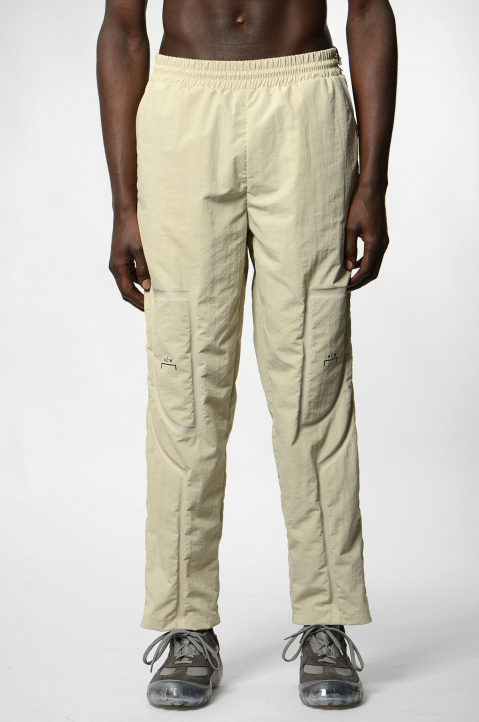 A-COLD-WALL* Beige Woven Trackpants 1