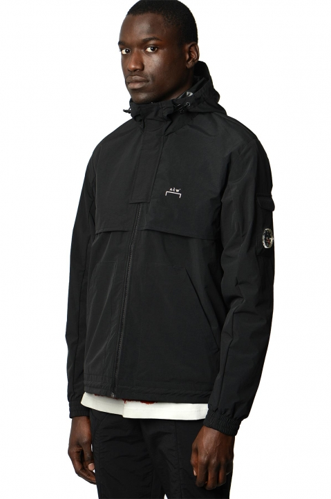 A-COLD-WALL* Black Storm Compass Jacket 0