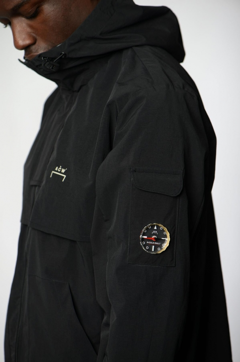 A-COLD-WALL* Black Storm Compass Jacket 3