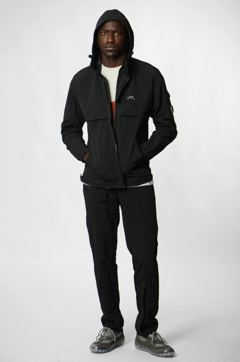 A-COLD-WALL* Black Storm Compass Jacket 4