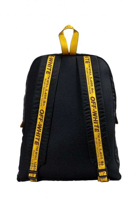 OFF-WHITE Black Easy Backpack 2