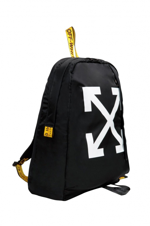 OFF-WHITE Black Easy Backpack 1