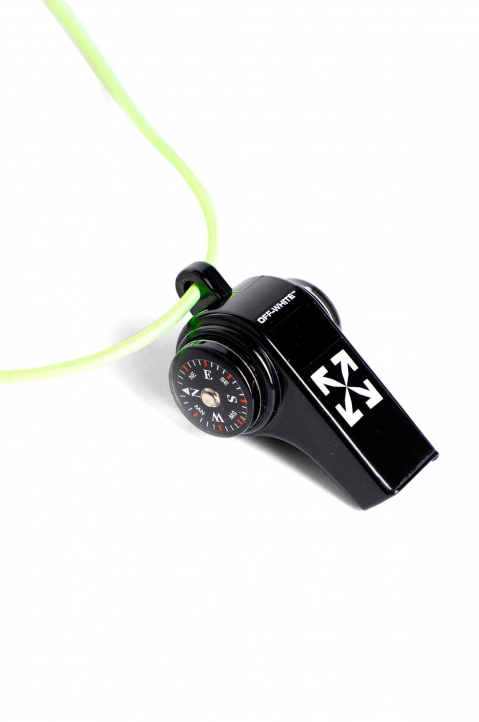 OFF-WHITE Compass Whistle  1