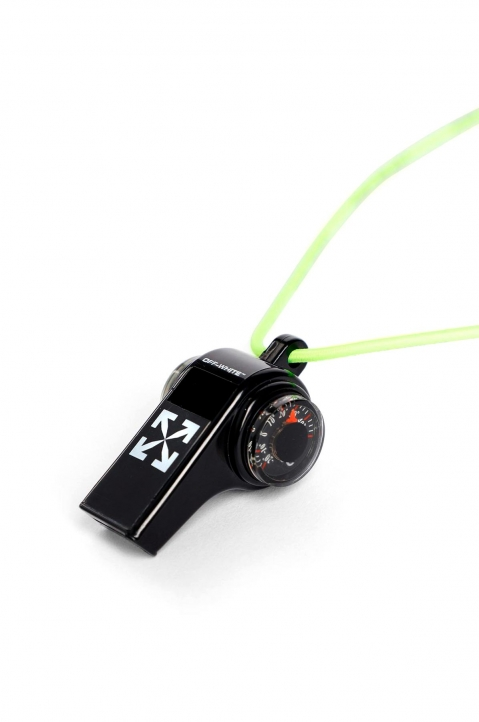 OFF-WHITE Compass Whistle  0