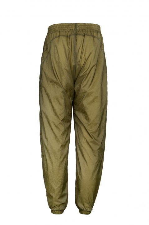 GmbH Khaki Shield Trackpants 1
