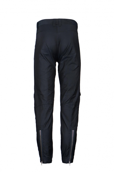 GmbH Yolanda Black Biker Trousers 1