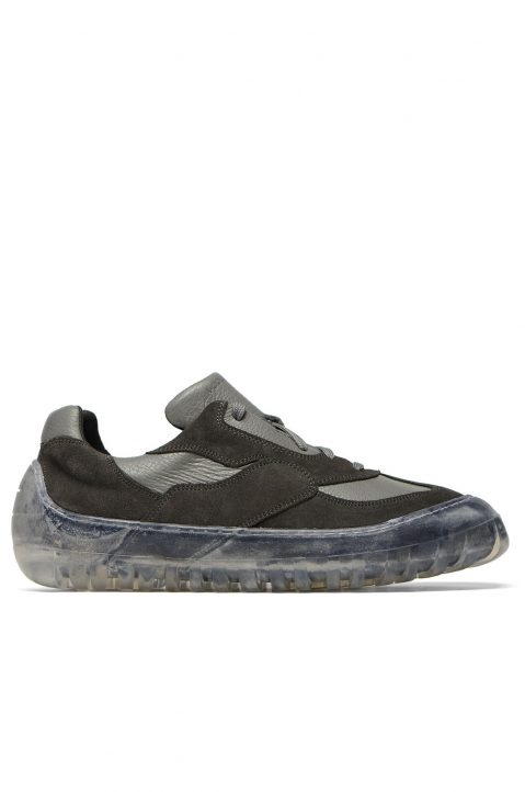 A-COLD-WALL* Grey Low Top Sneakers 0