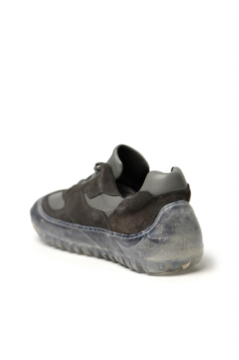 A-COLD-WALL* Grey Low Top Sneakers 2