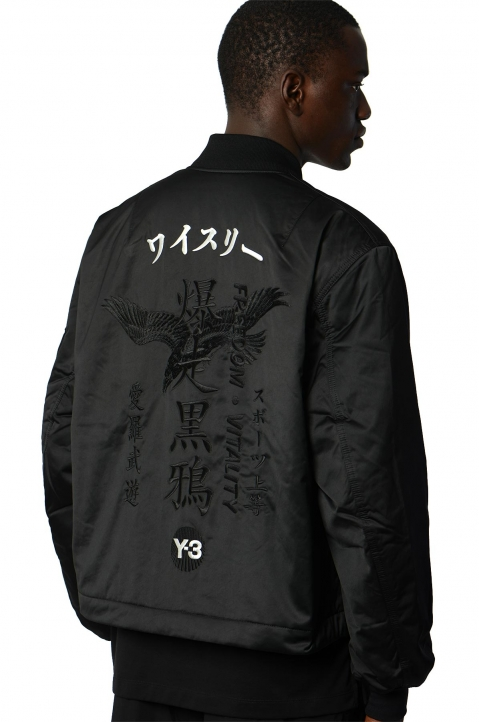 Y-3 Craft Bomber Jacket  0