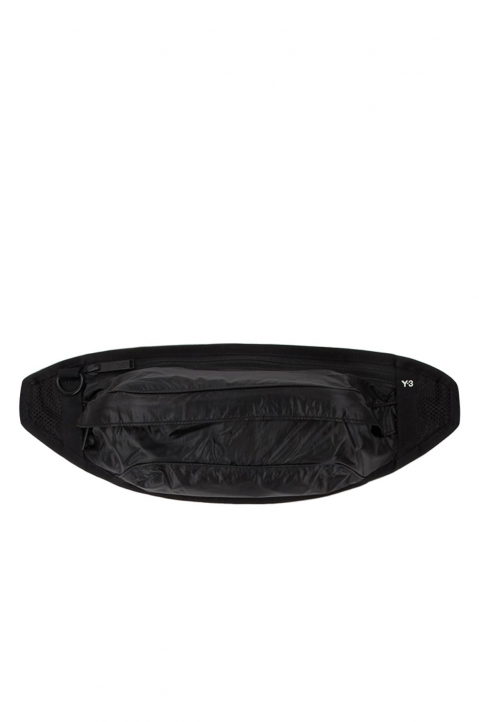 Y-3 Black Waistbag  0