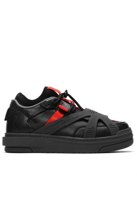 HERON PRESTON Protection Black Sneakers 0