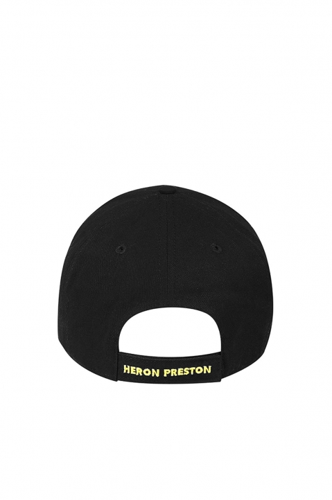 HERON PRESTON CTNMB Black Cap  1