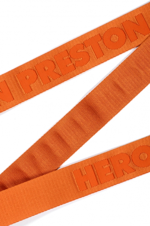 HERON PRESTON Medium Utility Orange Belt 2
