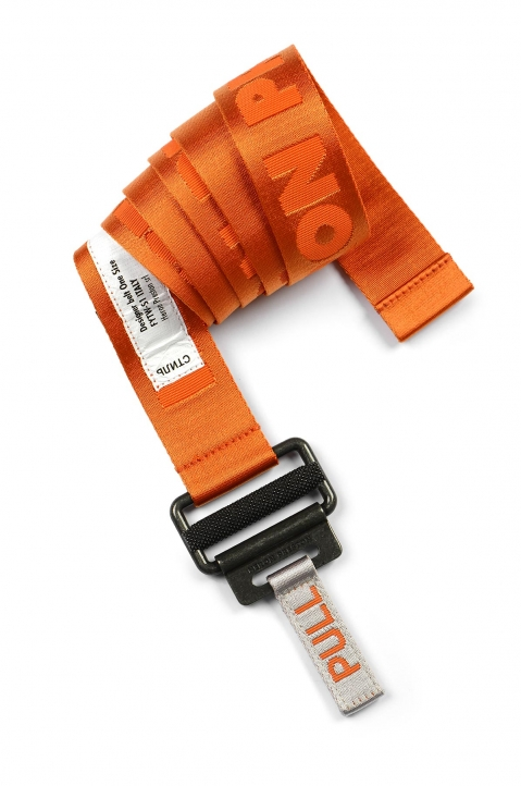 HERON PRESTON Medium Utility Orange Belt 0