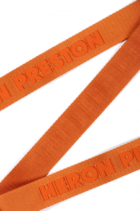 HERON PRESTON Small Utility Orange Belt  2