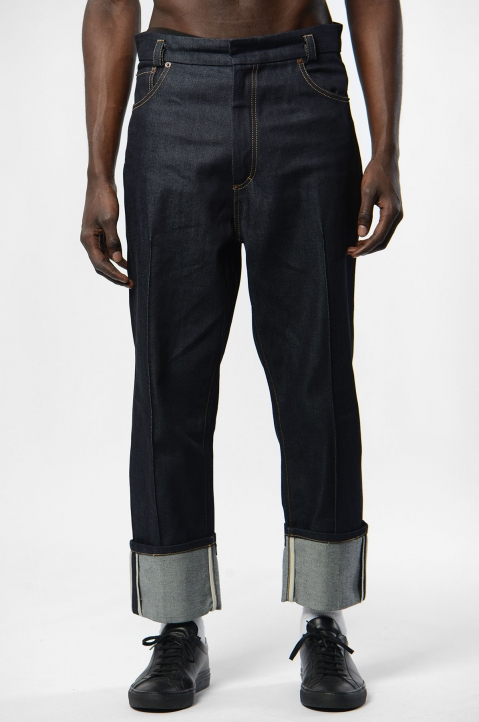PACE 140Z Selvedge Denim Jeans 1