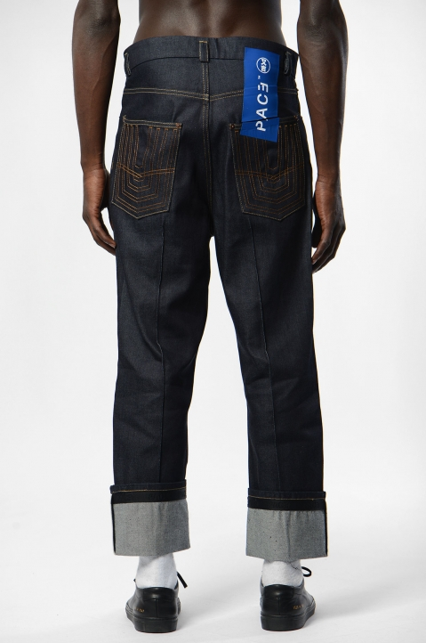 PACE 140Z Selvedge Denim Jeans 2