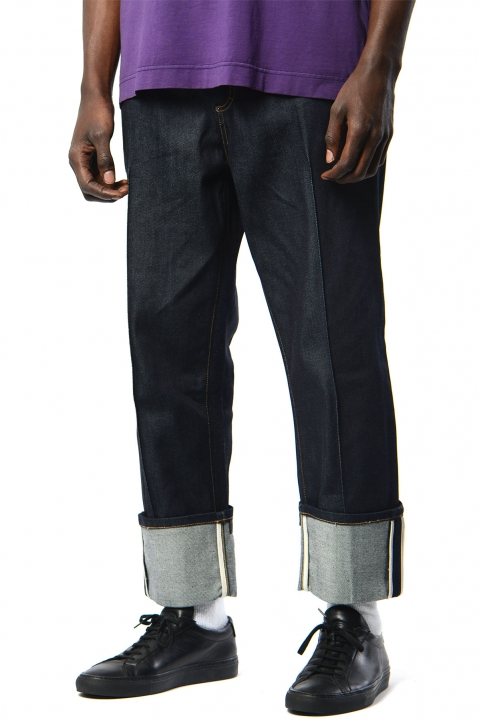 PACE 140Z Selvedge Denim Jeans 0