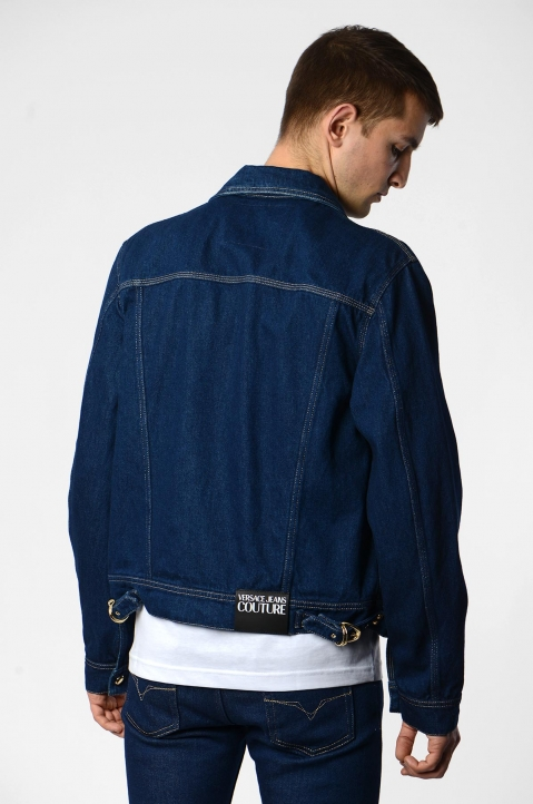 VERSACE JEANS COUTURE Icon Denim Jacket 1
