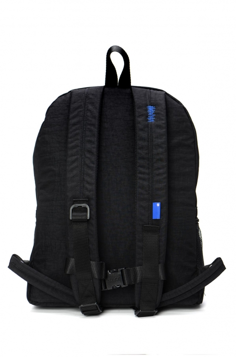 ADER ERROR Upside Down Black Backpack 2