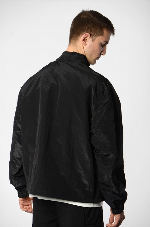 Y-3 Black Classic Shell Track Jacket 1