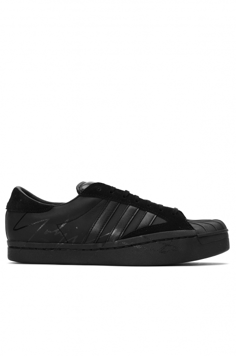 Y-3 Yohji Star Black Sneakers 0